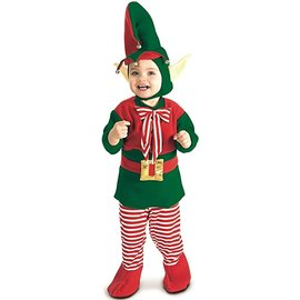 Child Costume - Lil' Elf - Toddler Size