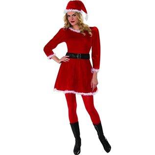 Adult Costume - Medium size - Mrs. Claus
