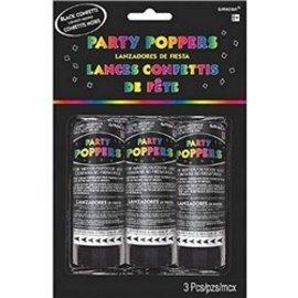 Confetti Popper - Multicolor - 3pkg