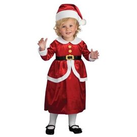 Costume - Mrs. Claus - Toddler