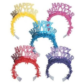 Tiara Paper Fringe New Year
