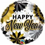 Foil Balloon - Happy New Year - 18''