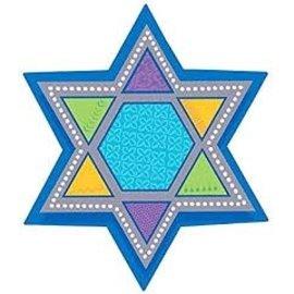Hanukkah Cutout