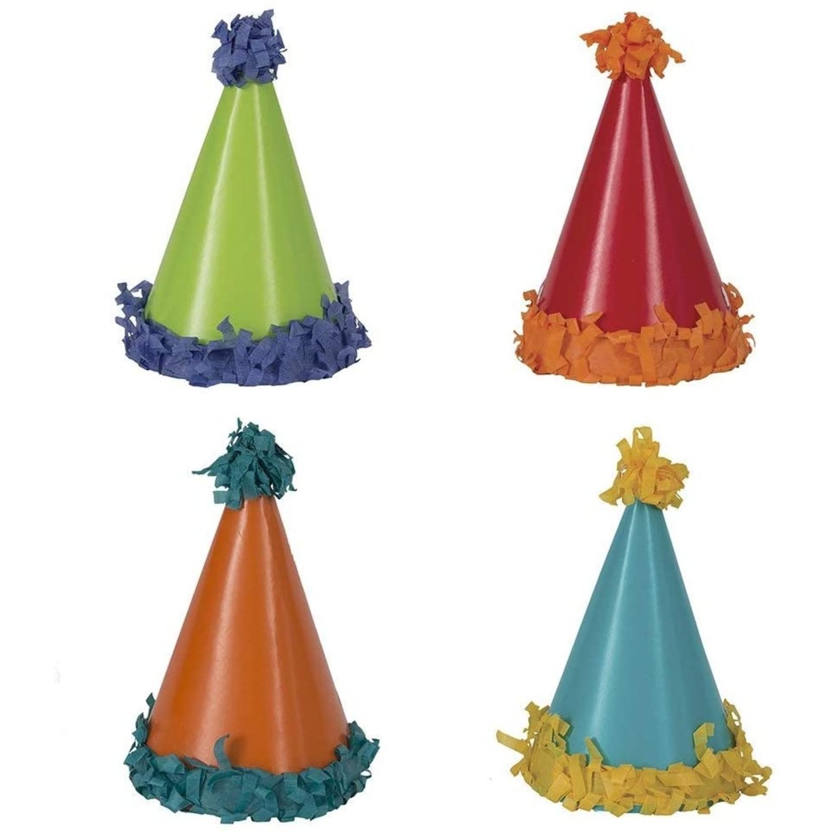 3D Garland -  Pom Pom Mini Hat - 7ft