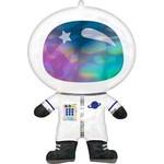 Foil Balloon - Iridescent Astronaut - 30''