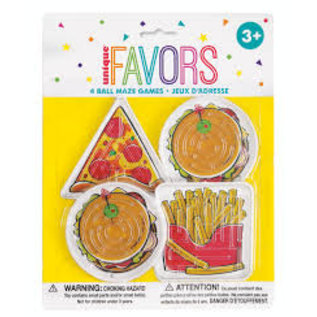 Favors - Ball Maze Game - 4pkg