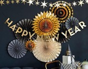 New Years Decorations and Accessories