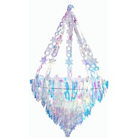 "Chandelier - Crystal Shimmer - 31"" x 22"" - 1pc"