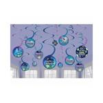 Swirl Decorations-Fortnite-12pcs