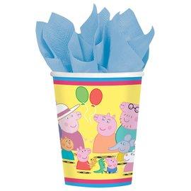 Paper Cups-Peppa Pig