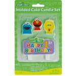Candle-Elmo-4pk (Discontinued)