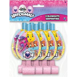 Blowouts- Hatchimals- 8pk