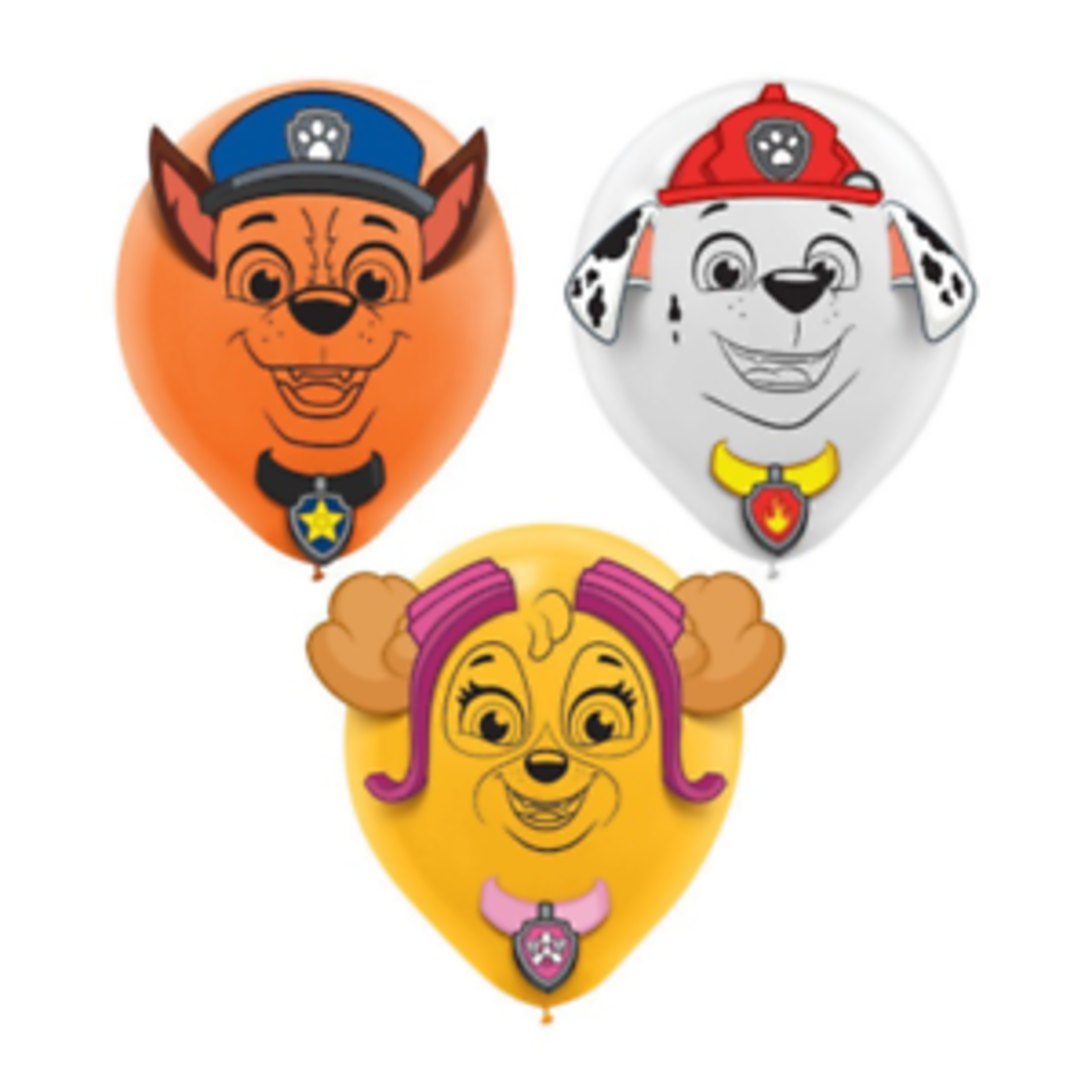 Balloon kit Paw Patrol