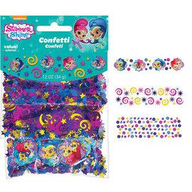 Confetti-Shimmer and Shine