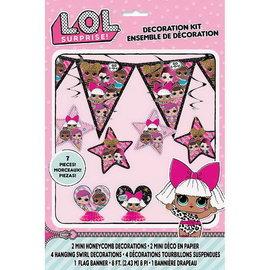 Decoration Kit-LOL Surprise!-7pcs
