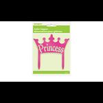 Cake Topper-Princess