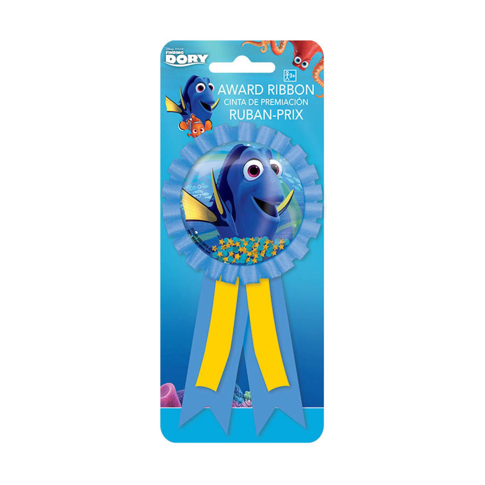 Award Ribbon-Finding Dory w/Confetti