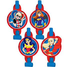 Blowouts - DC Superhero Girls - 8pc