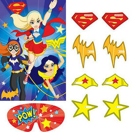 Party Game - DC Superhero Girls