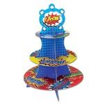 """Hero Cupcake Stand - 16"""""""