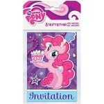 Invitations-My Little Pony-8pk