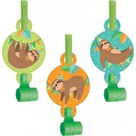Blowouts - Sloth Party - 8pkg