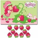 Party Game-StrawBerry Shortcake