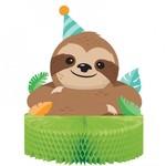 Centerpiece - Sloth Party - 9''x12'' - 1pc