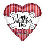 Foil Balloon - Supershape - Happy Valentine's Day  - 28''