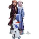 Foil Balloon - Airwalker - Frozen II - 27''x58''