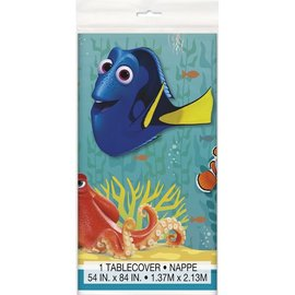 Finding Dory Plastic Table Covers 1pk- Final Sale