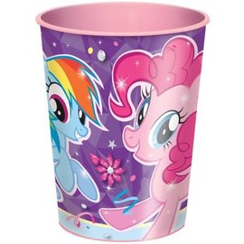 Cups-My Little Pony-Plastic
