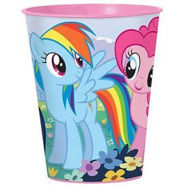 Cup-My Little Pony-Plastic-16oz