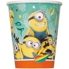 Cups-Despicable Me-Minion-Paper-8pk