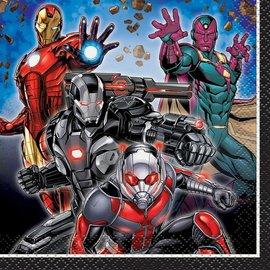 Napkins BEV - Avengers
