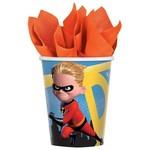 Paper Cups-Incredibles2-8pk-9oz