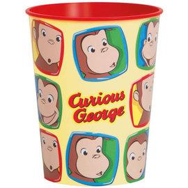 Favour Cup - Curious George