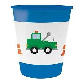 Cups-Plastic-Traffic Jam-12oz