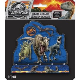 Flashing Decoration-Jurassic World