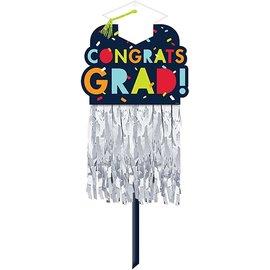 Yard Sign - Congrats Grad - 1pc