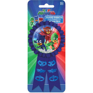 Award Ribbon-PJ Mask-7''