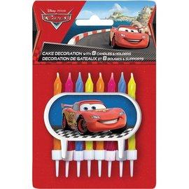 Candles-Disney Pixar Cars
