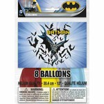 """Balloons-Latex-Batman-8pkg-12"""""""