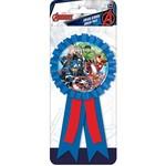 Award Ribbon-Epic Avengers w/Confetti
