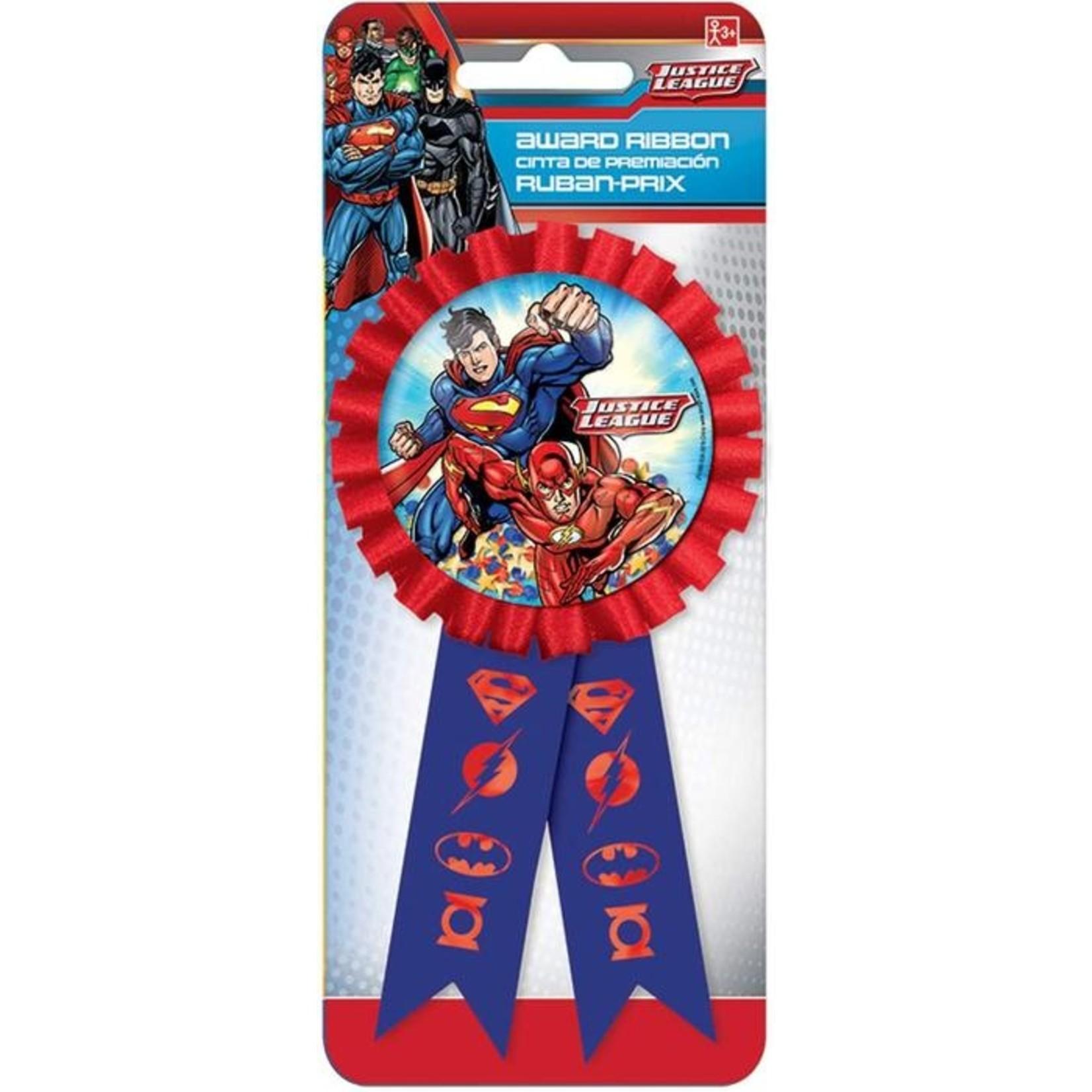 Award Button-Justice League
