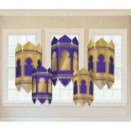 Paper Lanterns - Eid Mubarak
