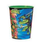 Plastic Cup - Ninja Turtle - 473ml - 1pc