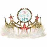 Tiara - Happy Cake Day - 1pc