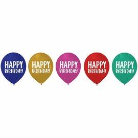 """Balloons Latex - Dots 12"""" 15 pcs"""