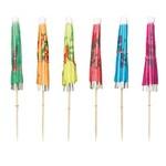 Parasol Picks - 120 pcs